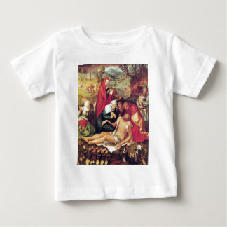 Lamentation of Christ Baby T-Shirt
