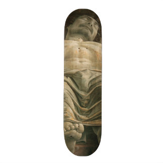 Lamentation of Christ by Andrea Mantegna Skate Boards