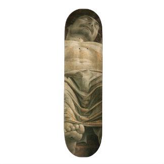 Lamentation of Christ by Andrea Mantegna Skateboard