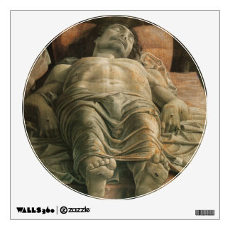 Lamentation of Christ by Andrea Mantegna Wall Decal