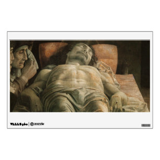 Lamentation of Christ by Andrea Mantegna Wall Sticker