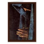 Lamentation Of St. Sebastian By Irene Detail Greeting Card