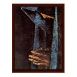 Lamentation Of St. Sebastian By Irene Detail Postcard