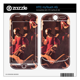 Lamentation of St Sebastian by Irine by La Tour HTC myTouch 4G Decals