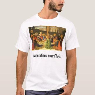 Lamentation over the Dead Christ, Lamentations ... T-Shirt