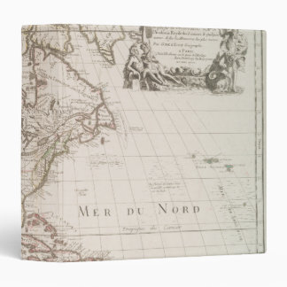 L'Amerique (1700) American Map Binder