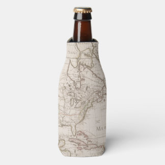 L'Amerique (1700) American Map Bottle Cooler