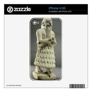 Lamgi-Mari, King of Mari, Middle Euphrates, Early Decal For iPhone 4