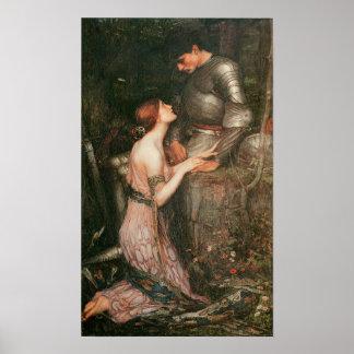 Lamia, 1905 poster