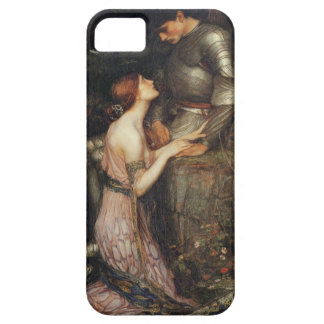 Lamia and the Soldier - John William Waterhouse iPhone SE/5/5s Case