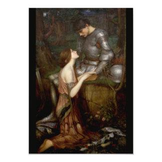 Lamia by John William Waterhouse Card