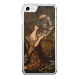 Lamia by John William Waterhouse Carved iPhone 8/7 Case