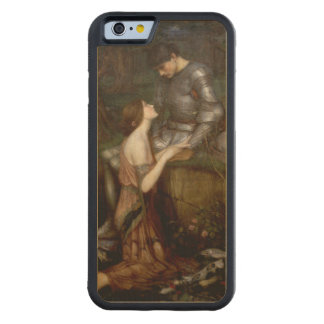 Lamia by John William Waterhouse Carved Maple iPhone 6 Bumper Case