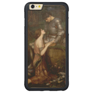 Lamia by John William Waterhouse Carved Maple iPhone 6 Plus Bumper Case