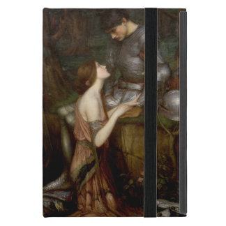 Lamia by John William Waterhouse Case For iPad Mini