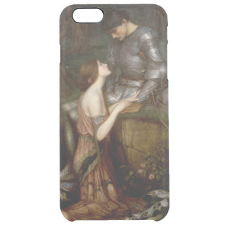 Lamia by John William Waterhouse Clear iPhone 6 Plus Case