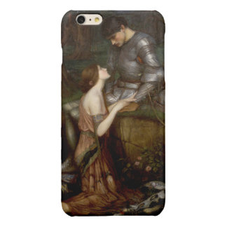 Lamia by John William Waterhouse Glossy iPhone 6 Plus Case