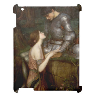 Lamia by John William Waterhouse iPad Case