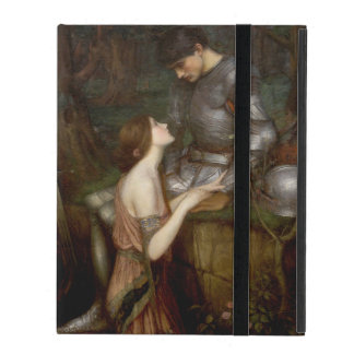 Lamia by John William Waterhouse iPad Cover