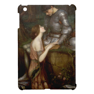 Lamia by John William Waterhouse iPad Mini Cover