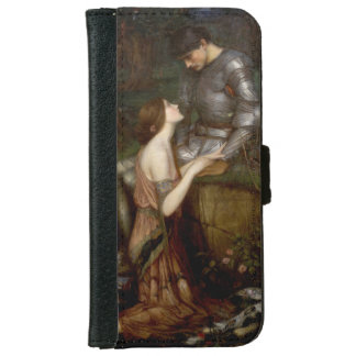 Lamia by John William Waterhouse iPhone 6/6s Wallet Case