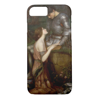 Lamia by John William Waterhouse iPhone 7 Case
