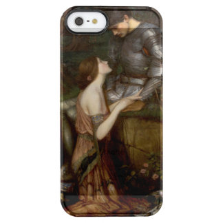 Lamia by John William Waterhouse Uncommon Clearly™ Deflector iPhone 5 Case