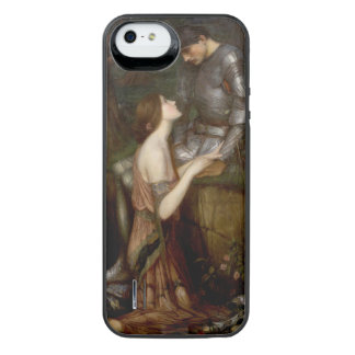 Lamia by John William Waterhouse iPhone SE/5/5s Battery Case