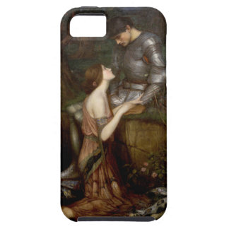 Lamia by John William Waterhouse iPhone SE/5/5s Case