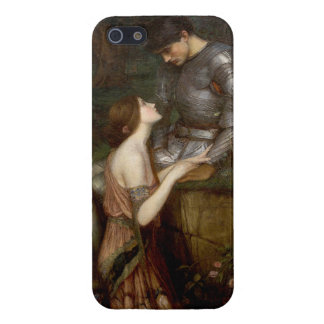 Lamia by John William Waterhouse iPhone SE/5/5s Cover