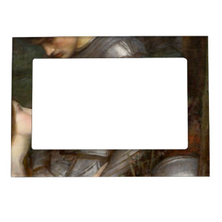Lamia by John William Waterhouse Magnetic Frame