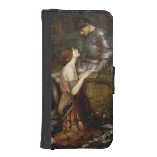 Lamia by John William Waterhouse iPhone 5 Wallet Cases
