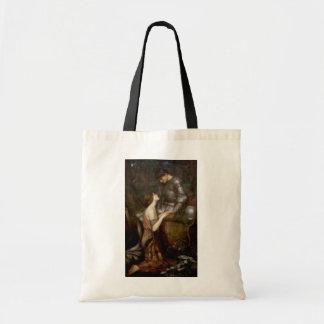 Lamia by John William Waterhouse Tote Bag