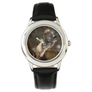 Lamia by John William Waterhouse Wrist Watch