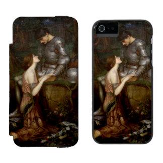 Lamia by John William Waterhouse Incipio Watson™ iPhone 5 Wallet Case