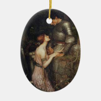 Lamia Ceramic Ornament