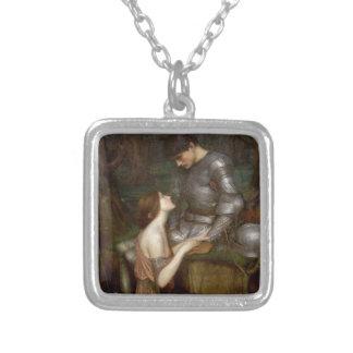 Lamia de John William Waterhouse Pendiente