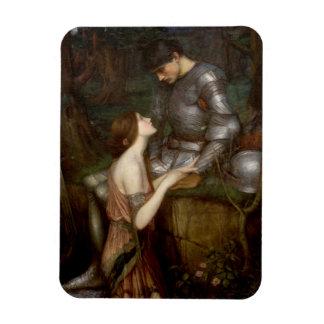 Lamia de John William Waterhouse Imanes De Vinilo