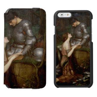 Lamia de John William Waterhouse Funda Cartera Para iPhone 6 Watson