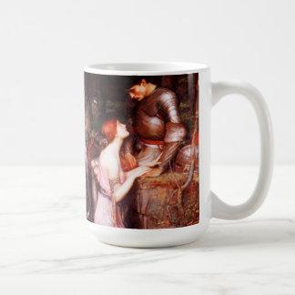 Lamia del Waterhouse y la taza del soldado