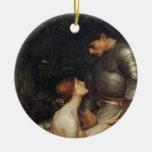 Lamia [John William Waterhouse] Ornamento De Reyes Magos