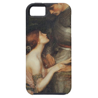 Lamia & The Soldier iPhone 5 Cover