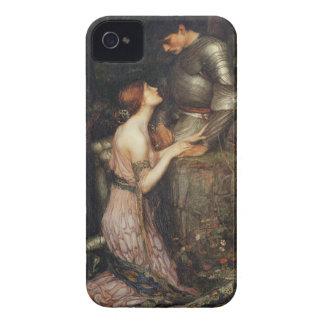 Lamia y el soldado - John William Waterhouse iPhone 4 Case-Mate Cobertura