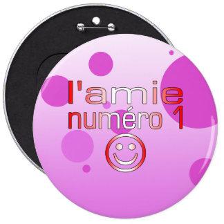L'Amie Numéro 1 en los colores canadienses de la b Pins