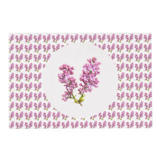 Laminate Placemat - Multiple Lilacs (vers. 2) Laminated Place Mat