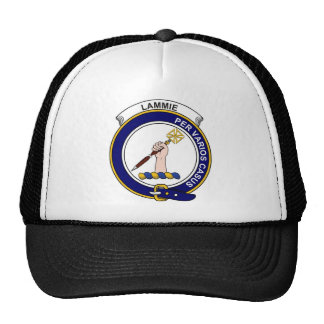 Lammi Clan Badgee Mesh Hat