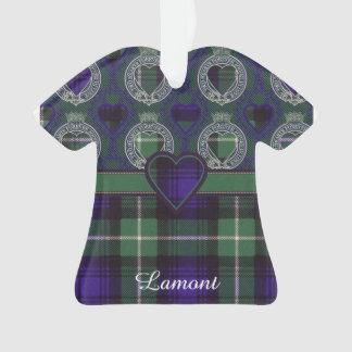Lamont clan Plaid Scottish tartan