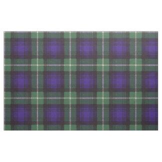 Lamont clan Plaid Scottish tartan Fabric