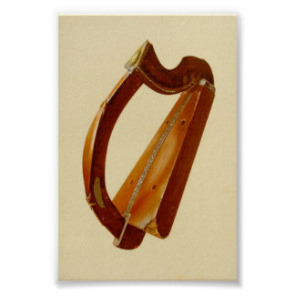 Lamont Harp Posters
