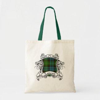 Lamont Tartan Shield Budget Tote Bag